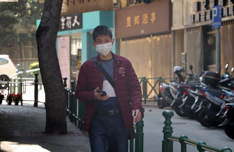 Face masks, fear of coronavirus