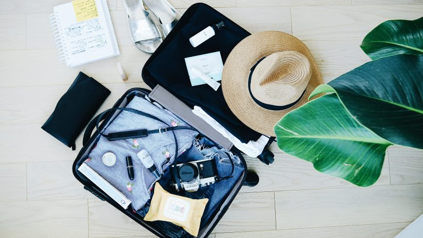 Small bag for Travel on a Budget