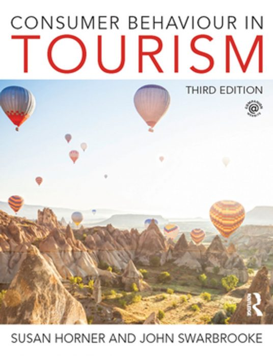 Consumer Behavior in Tourism, one of the sustainable tourism books you must read