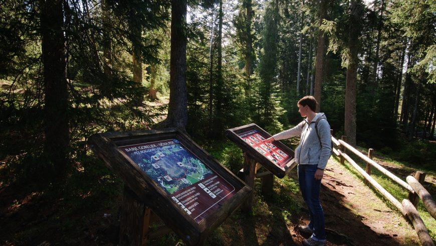 Natural parks Slovenia