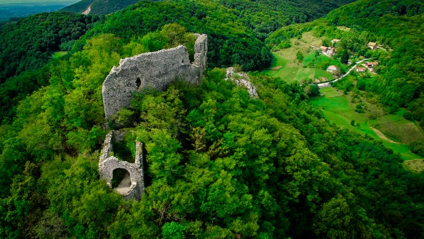 Old Town Okić, Croatia