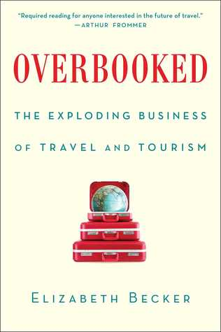 Overbooked, one of the books to read about sustainable tourism