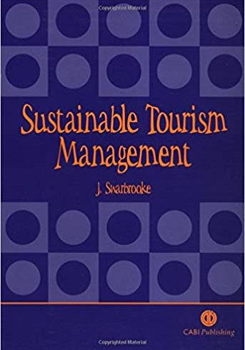 one of the best books about Sustainable Tourism Management