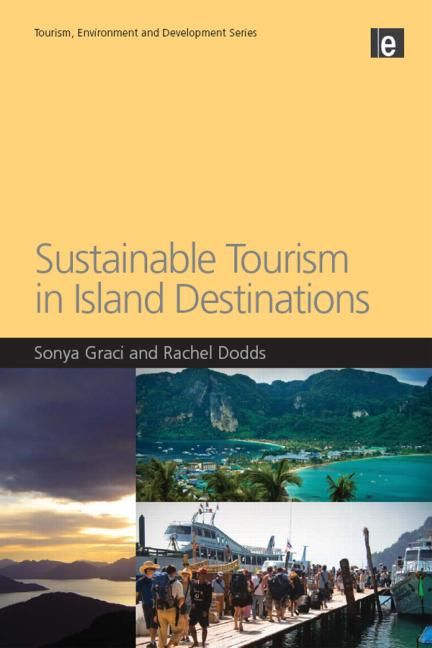 Book about Sustainable Tourism in Island Destinations