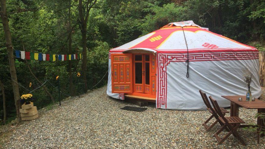 Turin Yurt