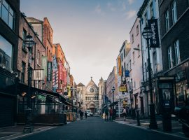 Dublin, wonderful capital of Ireland