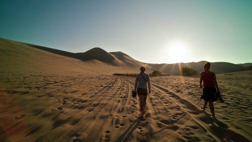 How Sustainable Traveling Inspires Women
