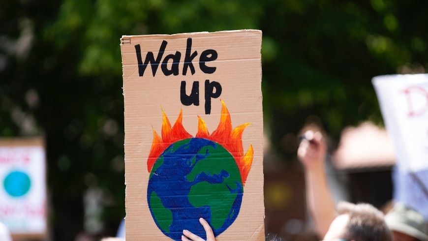 environmental movement against climate change