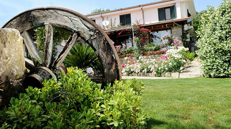Ecobnb in the Sardinian countryside