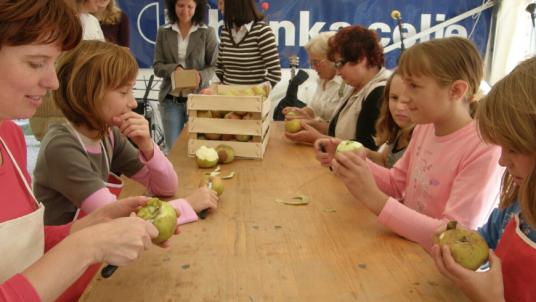 Kozjansko Regional Park: the Kozjansko Apple Festival