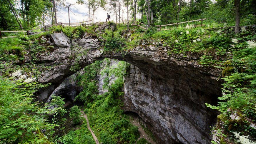Slovenia: discover the Notranjska Regional park