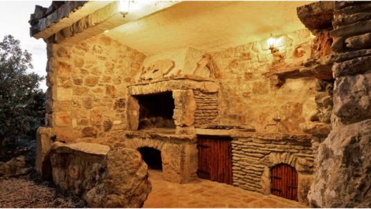 Top 5 eco-friendly and remote holiday homes on Brač island: discorver Ranch Visoka