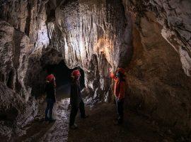 Predjama Castle Cave