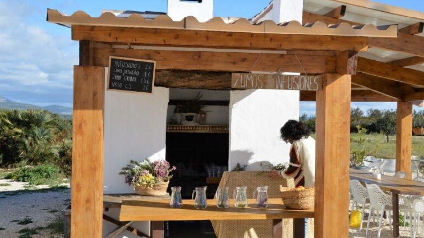 café at casas benali spain ecobnb