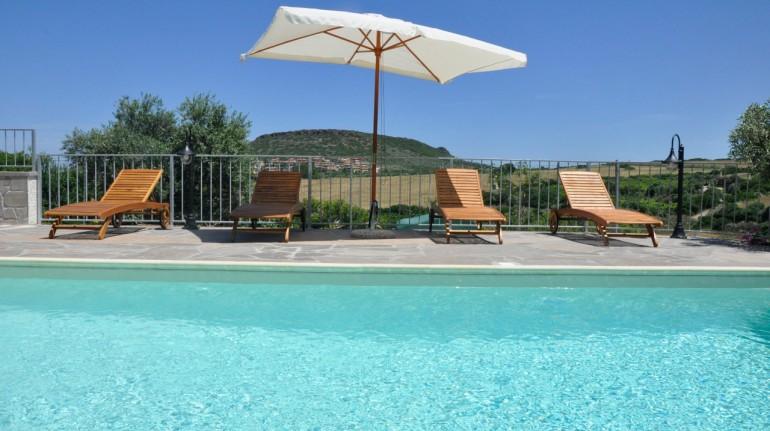 Villa with pool in Sardinia