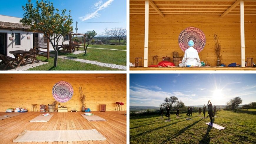 yoga holidays in italy sicily ecobnb