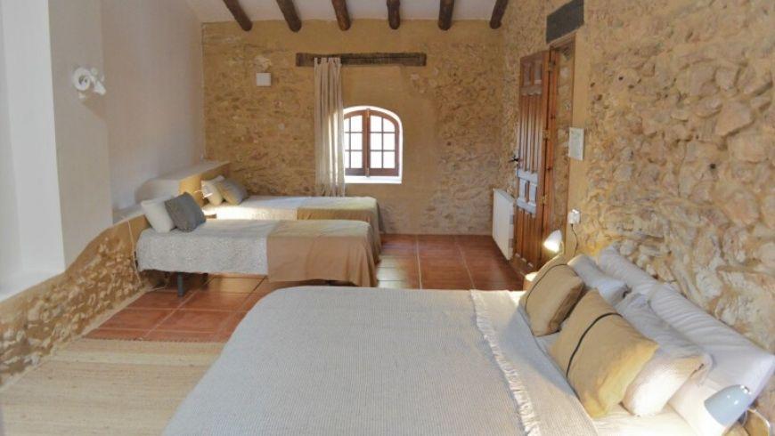 rooms at casas benali spain ecobnb