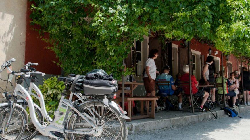 E-Bike Routes In Istria