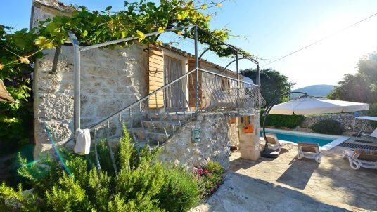 Restored traditional farmhouse Dalmatia