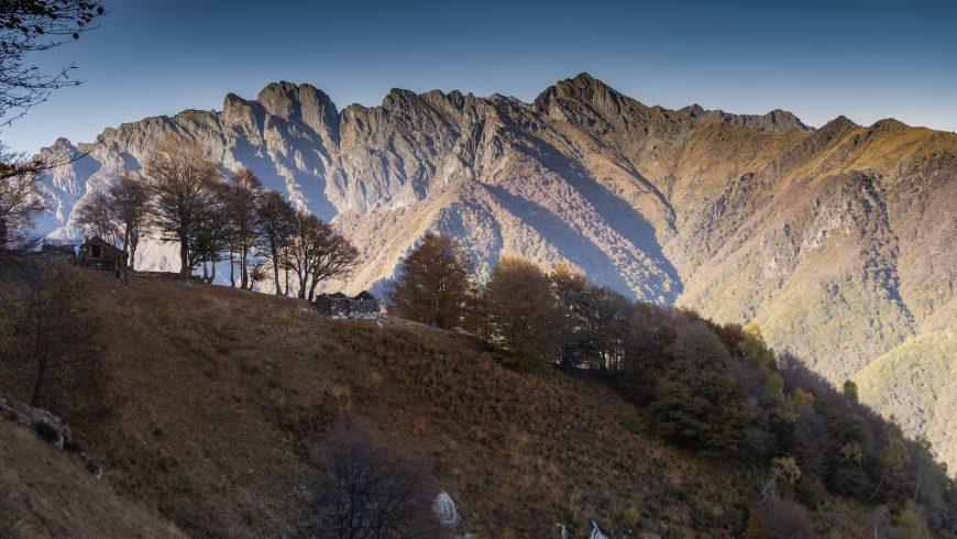 Autumn in Val Grande