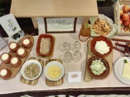 local food Eco Thermal Spa Snovik