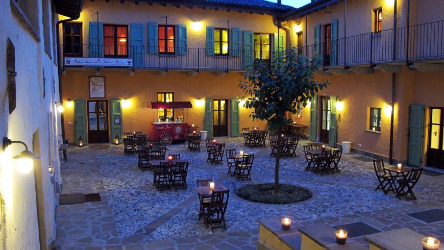 Galbusera Bianca Oasis outdoor space