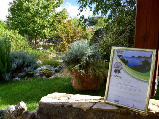 Dalmatia Green certificate