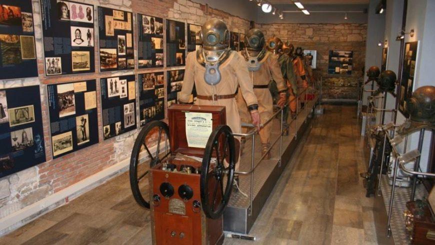Museum of Underwater Activities in Piran