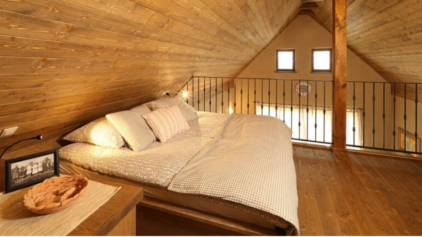 Have the best relaxing sleep you have never had at the Pannonia Village in Slovenia