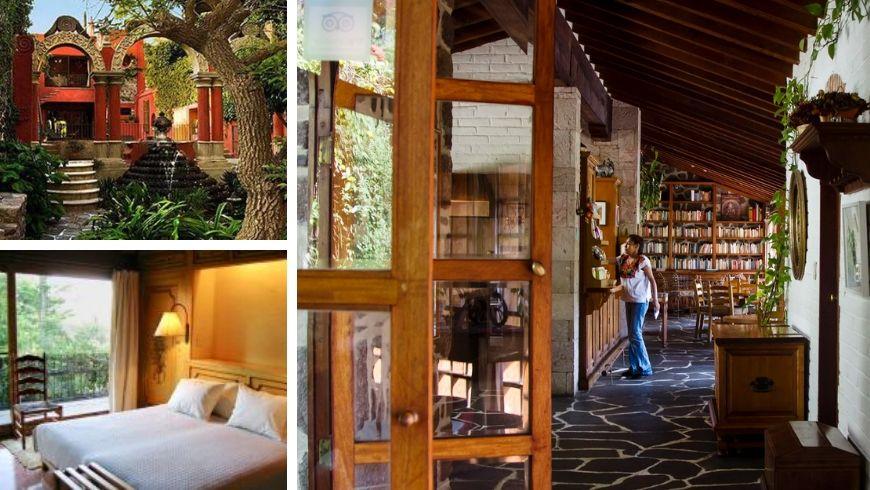 Posada Corazon, innovative hotel in San Miguel