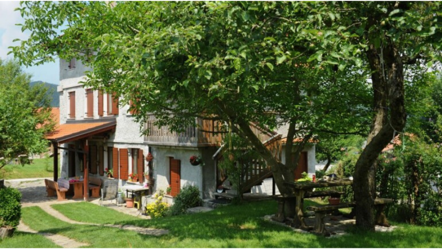 Skvor Holiday Rooms & Farmhouses: where to spend your rural holidays in Slovenia