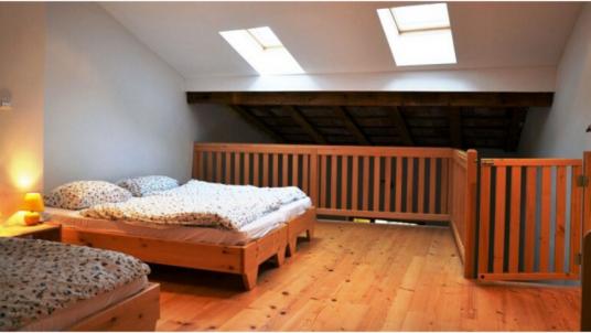 Skvor Holiday Rooms in Slovenia