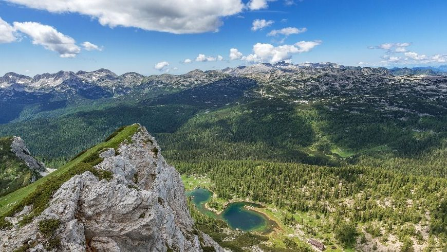 Triglav National Park in Slovenia: find an accomodation nearby where to spend tyour rural holidays