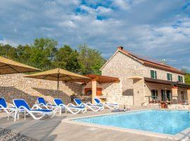 swimming pool Villa Danica