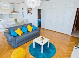 living room Villa Milton