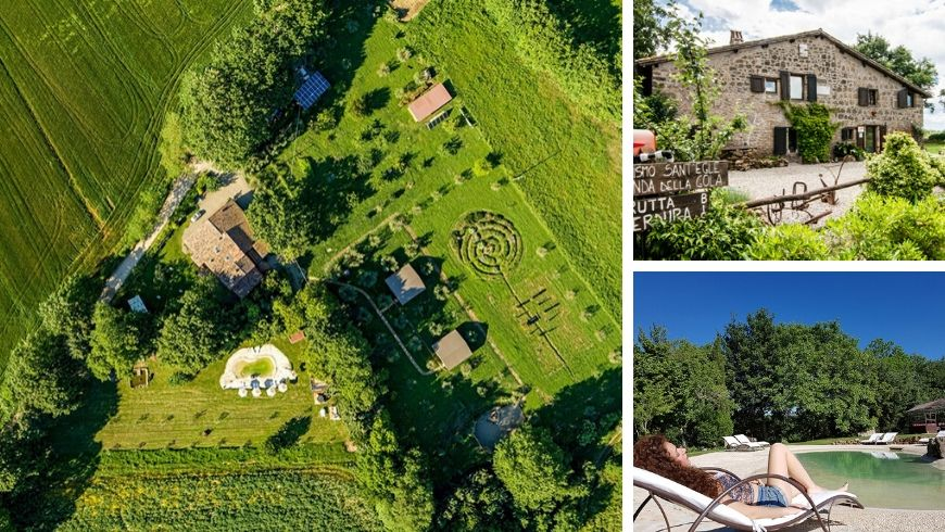 sant'egle an organic farm surrounded by nature in tuscany