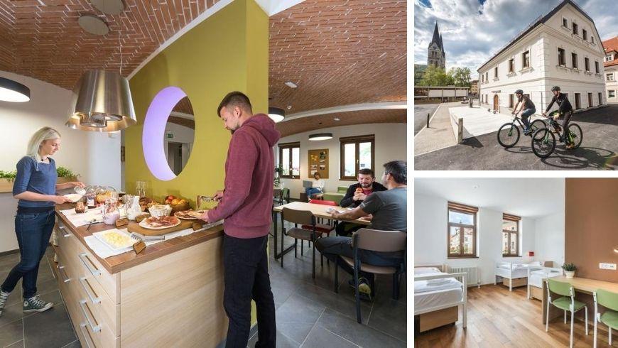 Bearlog, eco-friendy Hostel in Slovenia