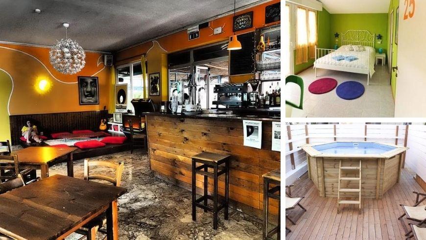 eco-hostel in Rimini