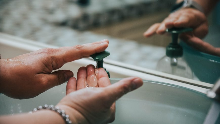 Reducing waste with soap dispensers