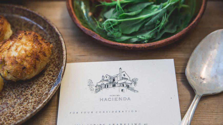 Sustainable menu