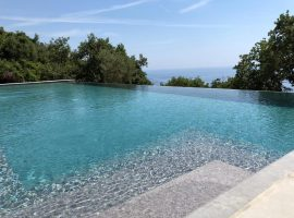 Eco-glamping La Sesta Terra, pool