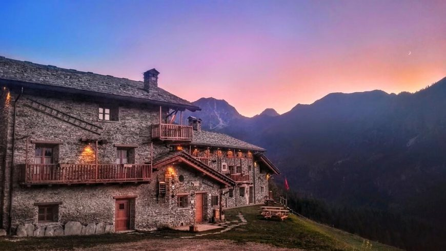 Sagna Rotonda: The life of a small mountain village