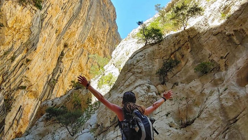 Canyon Sardinia