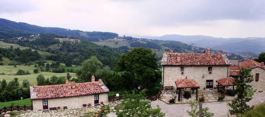 Farmhouse Poderaccio, Ecobnb in Tuscany