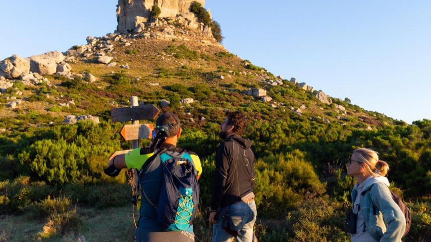 Trekking hikes in Sardinia
