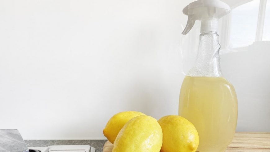 natural alternatives for home cleaning