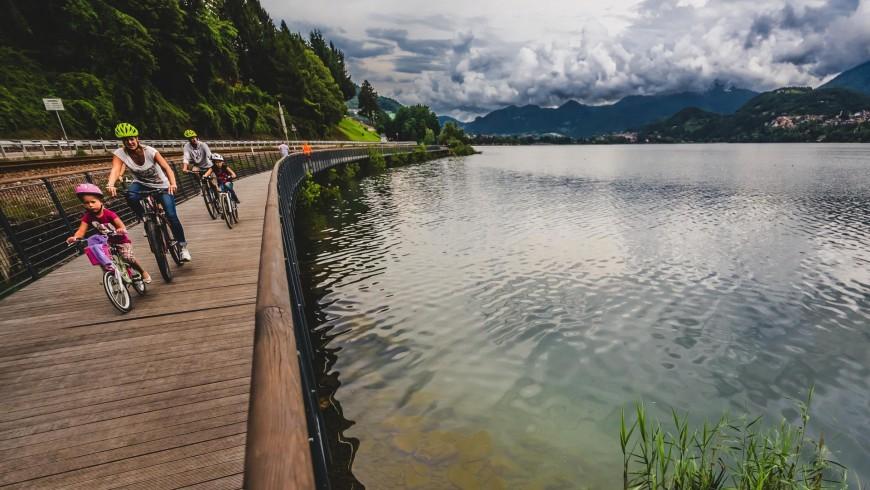 Valsugana by bike