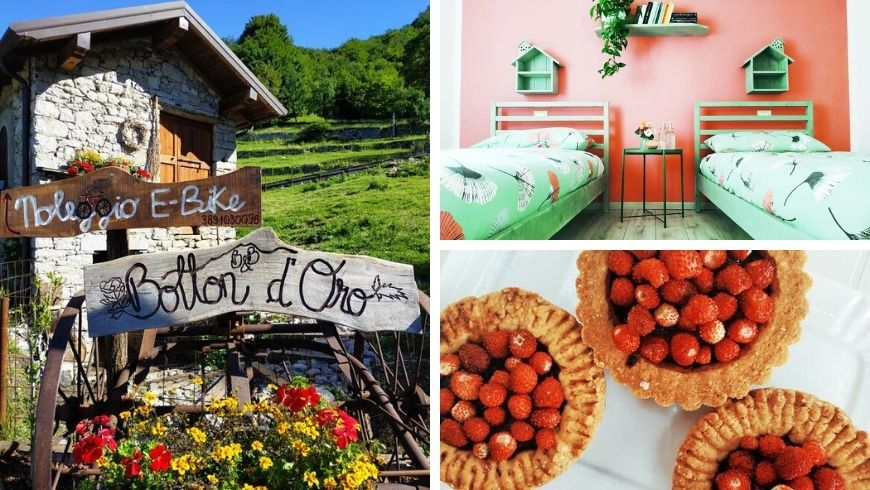 A holiday immersed in the green of Lombardy