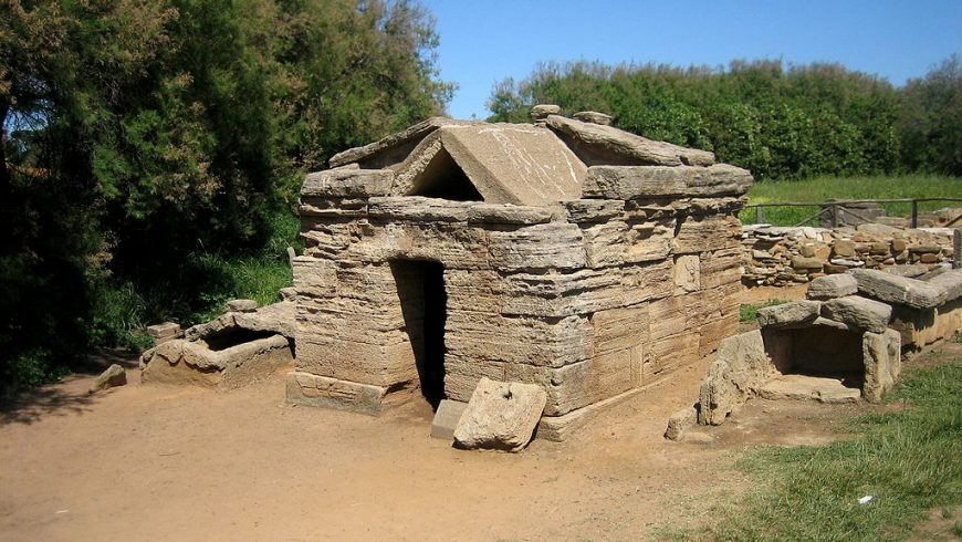 Archaeological Park of Baratti and Populonia, Etruscan Coast