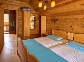 ECO chalet bedroom